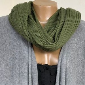 Woolrich Knitted Acrylic Scarf